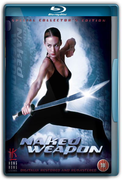 Naked Weapon Import Dvd 2014 Marit Thoresen; Almen Wong